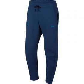 Barcelona Authentic Tech Fleece Pants - Blue