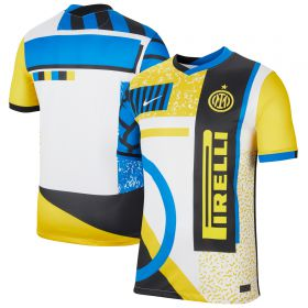 Inter Milan Fourth Stadium Shirt 2020-21 - Kids