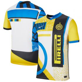 Inter Milan Fourth Stadium Shirt 2020-21