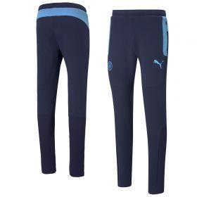 Manchester City Evostripe Pants - Navy