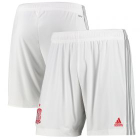 Spain Away Shorts 2021-22