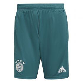 FC BAYERN Shorts - Green
