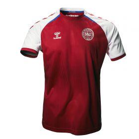 Denmark Denmark Home Shirt 2020-2022