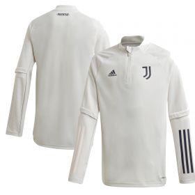 Juventus Training Top - Grey - Kids