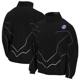 Paris Saint-Germain X Jordan Anthem Jacket - Black