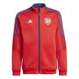 Arsenal Anthem Jacket-Red
