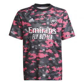 Arsenal Pre Match Shirt-Pink