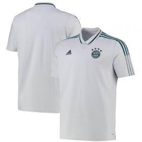 FC BAYERN Polo Shirt - Grey