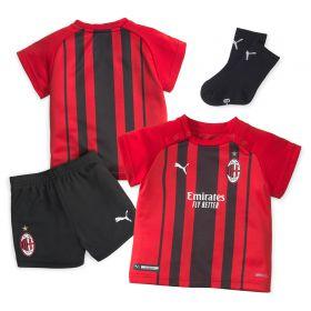 AC Milan Home Babykit 2021-22
