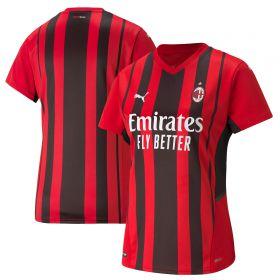 AC Milan Home Shirt 2021-22-Womens