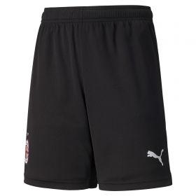 AC Milan Home Shorts 2021-22-Kids