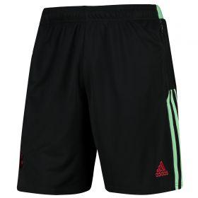 Manchester United Shorts - Black