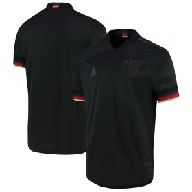 Germany Authentic Away Shirt 2021-22