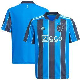 Ajax Away Shirt 2021-22-Kids