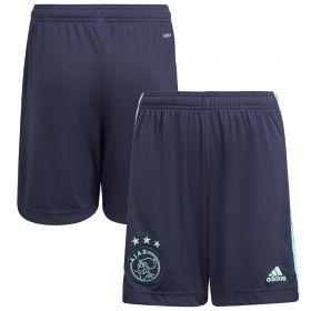 Ajax Away Shorts 2021-22
