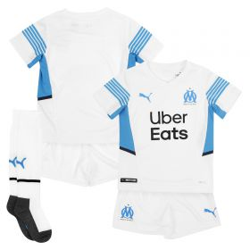 Olympique de Marseille Home Minikit 2021-22