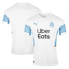 Olympique de Marseille Home Shirt 2021-22
