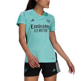 Arsenal Training Jersey-Green-Womens
