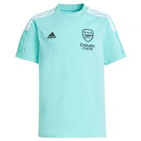 Arsenal Training T-Shirt-Green-Kids