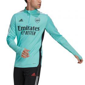 Arsenal Training Top-Green