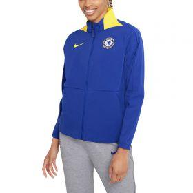 Chelsea I96 Anthem Jacket - Blue - Womens