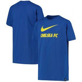 Chelsea Swoosh T-Shirt - Blue - Kids