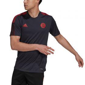 FC Bayern Training Jersey-Grey