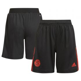 FC Bayern Training Shorts-Black-Kids
