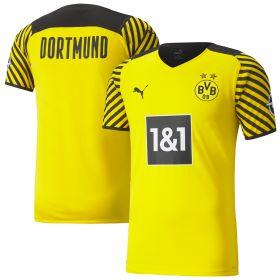 Borussia Dortmund Home Authentic Shirt 2021-22