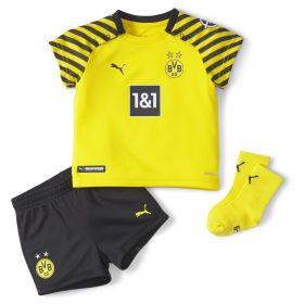 Borussia Dortmund Home Babykit 2021-22
