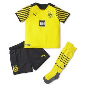 Borussia Dortmund Home Minikit 2021-22