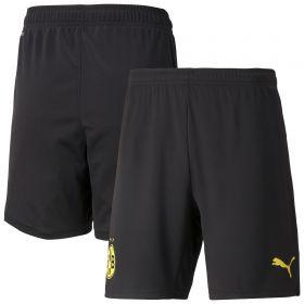 Borussia Dortmund Home Shorts 2021-22