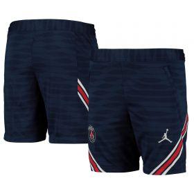Paris Saint-Germain x Jordan Strike Short - Midnight Navy - Kids