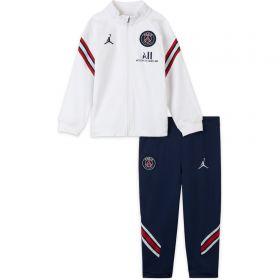 Paris Saint-Germain x Jordan Strike Tracksuit - White - Infant