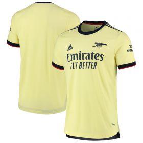 Arsenal Away Authentic Shirt 2021-22