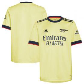 Arsenal Away Shirt 2021-22-Kids
