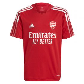 Arsenal Training Jersey-Red-Kids
