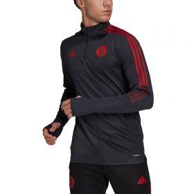 FC Bayern Training Top-Grey
