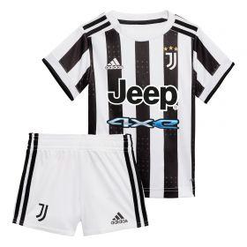 Juventus Home Babykit 2021-22