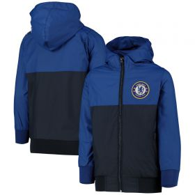 Chelsea Shower Jacket - Blue - Boys