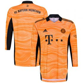FC Bayern Home Goalkeeper Shirt 2021-22