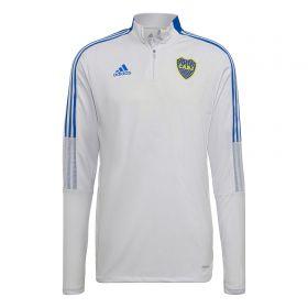 Boca Juniors Training Top -Grey