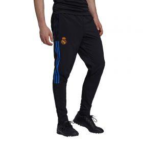 Real Madrid Training Presentation Pants-Black