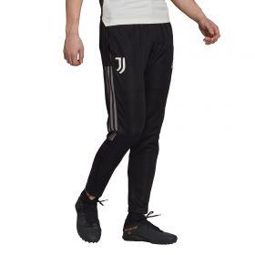 Juventus Training Pants-Black