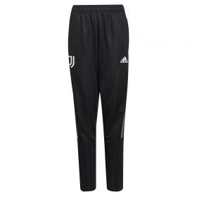 Juventus Training Pants-Black-Kids