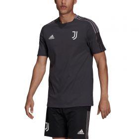 Juventus Training T-Shirt-Grey