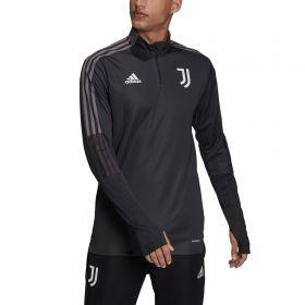 Juventus Training Top-Grey