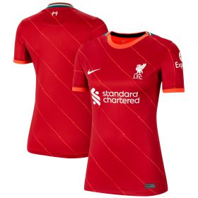 Liverpool Home Stadium Shirt 2021-22 - Womens