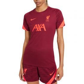 Liverpool Strike Top - Red - Womens