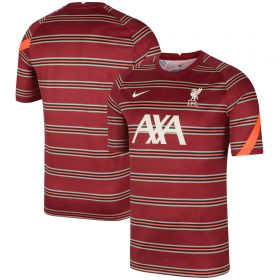 Liverpool Training Top - Red